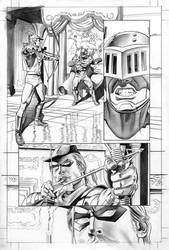 JusticeLeague:RiseandFall pg3 by mikemayhew