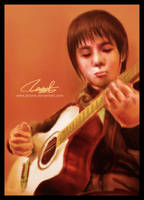 Sungha Jung by JeZoNe