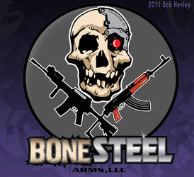 Bonesteel Arms Submission by henleystudios