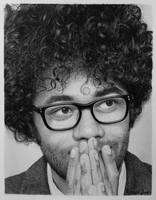 Richard Ayoade by Tennessee-Girl