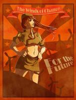 Winds of Change Propaganda by JocelynAda