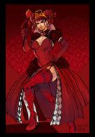 Red Queen by JocelynAda