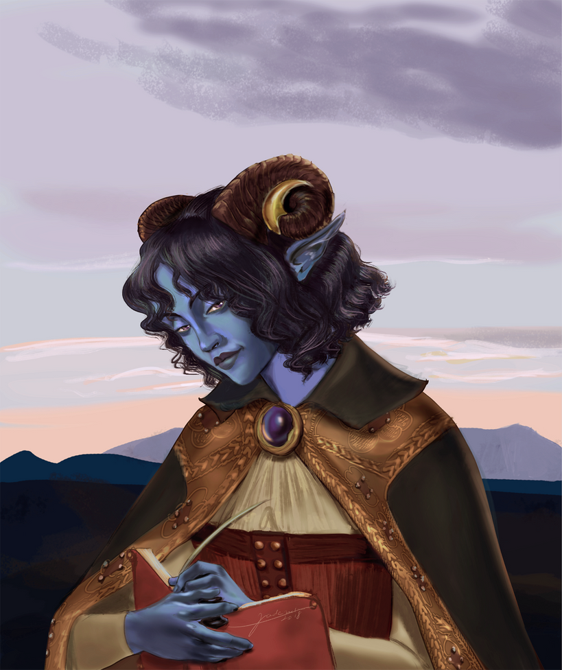 Jester by jadenwithwings