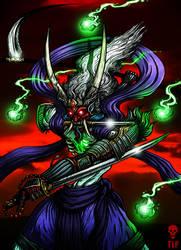 Death Demon by The-Last-Phantom