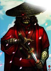 7 SAMURAI (part three) by The-Last-Phantom