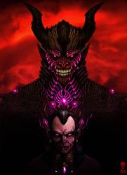 Asmodeus - Prince of Demons by The-Last-Phantom