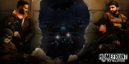 The Last Raid by The-Last-Phantom