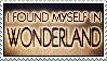 in Wonderland by SsGirlo