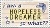 Hopeless Dreamer by SsGirlo