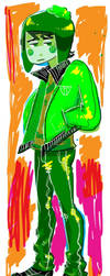Green craig by HamHamLuvsKirby