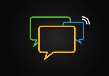 ChatBox Logo by avikdey