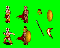 Spartans by Reubenc
