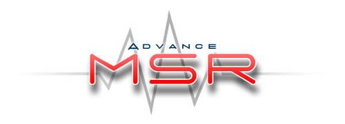 Advance MSR Logo by crynobone