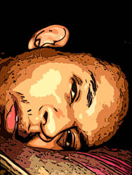 Sleeping Beast by crynobone