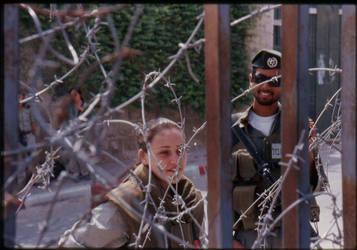 Young Israelian Soldiers by ItineresAlexandris