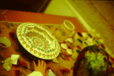 Creating Ceramic in Kapadokya by ItineresAlexandris