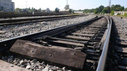 Estonian non-dead Railway by ItineresAlexandris