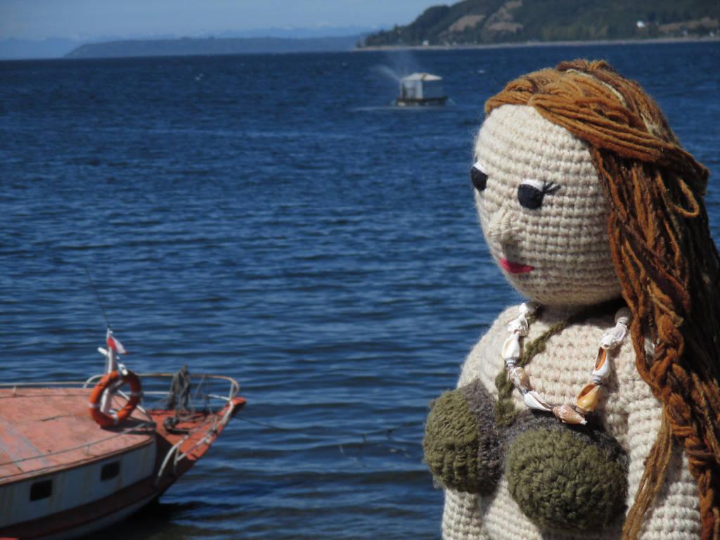 Extreem Wool-Doll by ItineresAlexandris