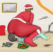 Christmas visit by yamumil