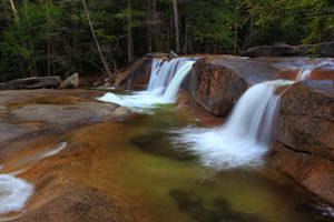 Twin Falls by Celem