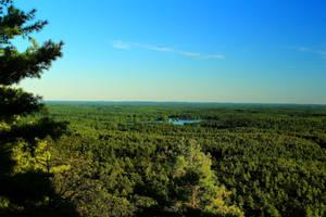 Pawtuckaway Lake by Celem