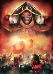 Overlord by leon118