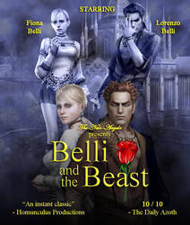 Belli and the Beast by The-Nelo-Angelo