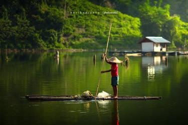 Fisherman by heribudianto