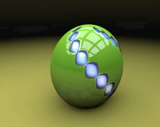 light Ball 2 by luismi812
