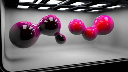 Pink Balls by luismi812