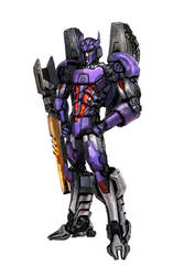 KTE: Galvatron Redesigned by Naihaan