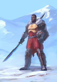 Mbaku as Grimlock the king by Naihaan