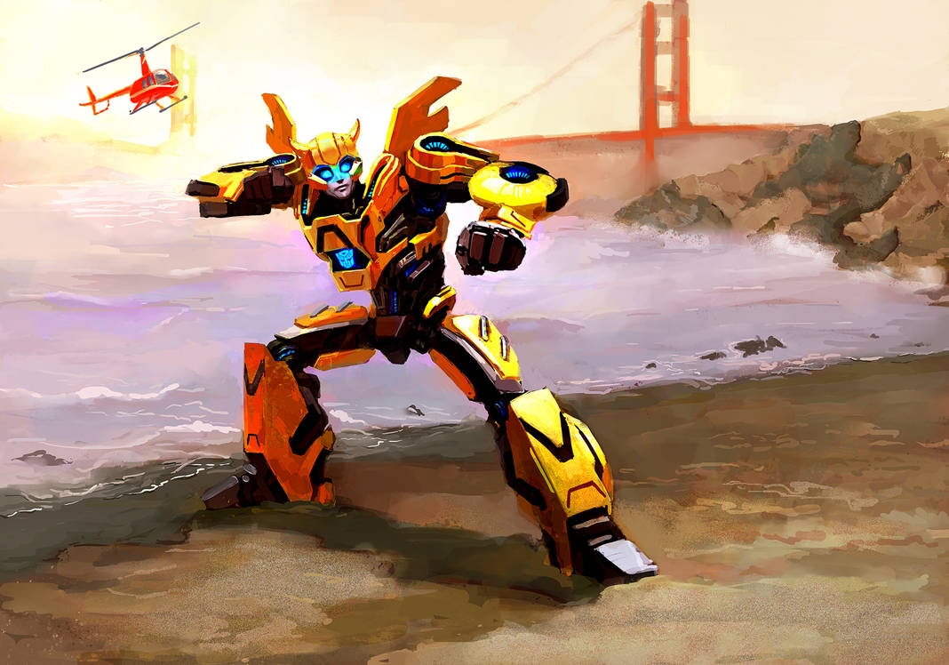 KTE: Bumblebee by Naihaan