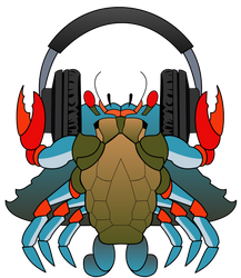 Podcast logo crabcakes.com by LucHerbots
