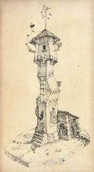 Magi Tower by Lord-Dragon-Phoenix