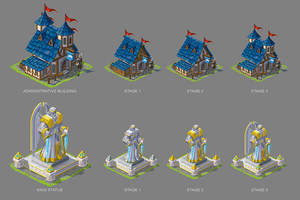 Gameloft Test Concept Artist 2014 by Lord-Dragon-Phoenix
