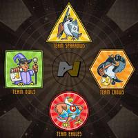 Team Logos by Lord-Dragon-Phoenix