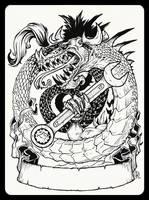 Dragon_Wrench by Lord-Dragon-Phoenix
