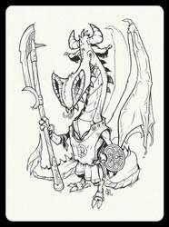 Dragon_Spear by Lord-Dragon-Phoenix