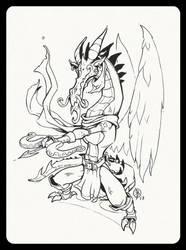Dragon_Bow by Lord-Dragon-Phoenix