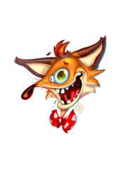 Crazy like a fox by Lord-Dragon-Phoenix