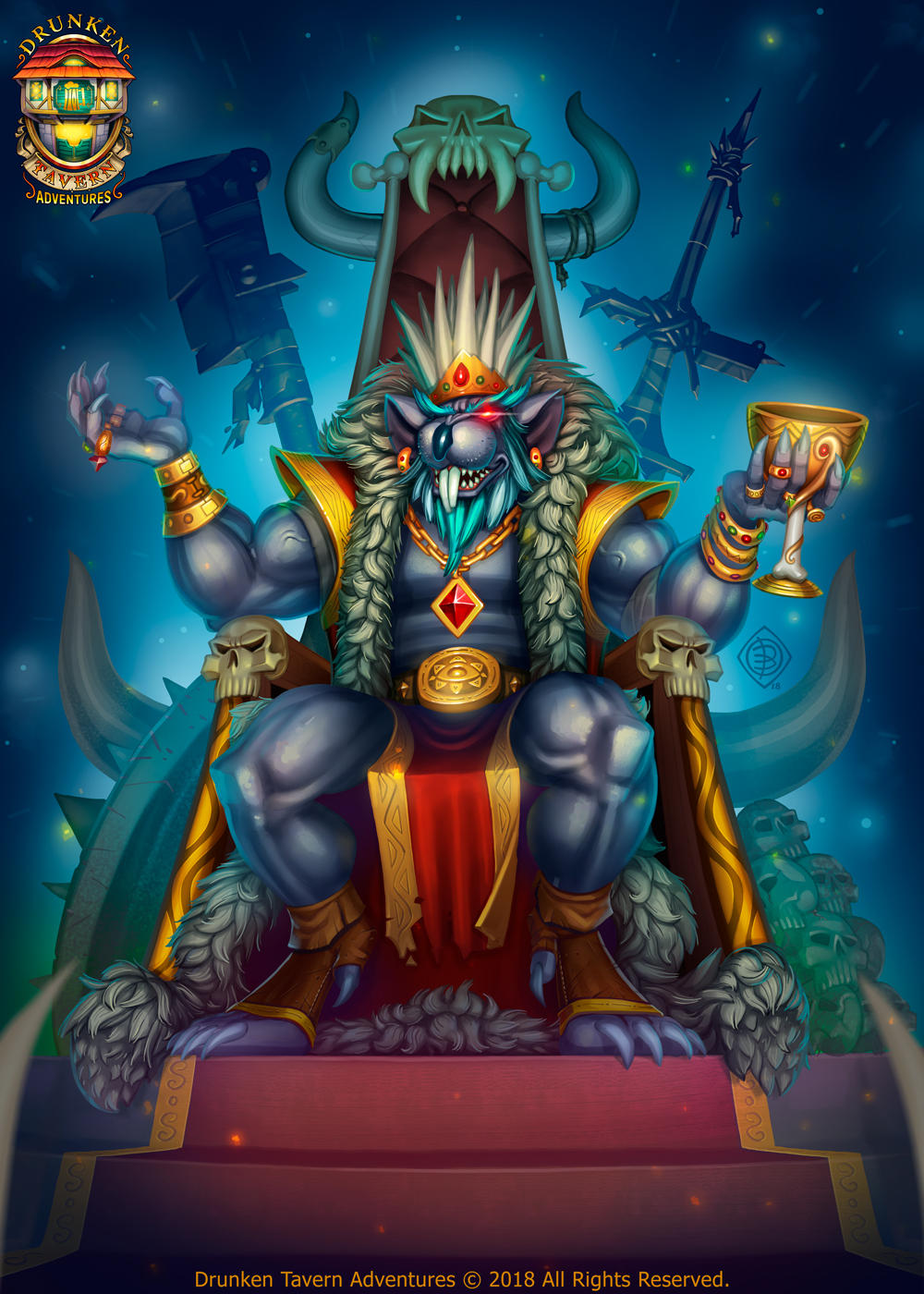 RatKing by Lord-Dragon-Phoenix