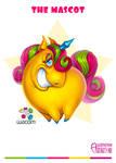 Yellow Unicorn by Lord-Dragon-Phoenix