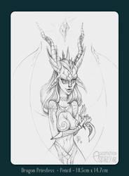 Dragon Priestess by Lord-Dragon-Phoenix