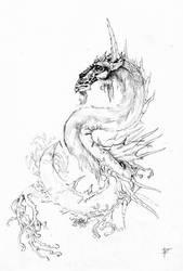 Mental Dragon 03 by Lord-Dragon-Phoenix