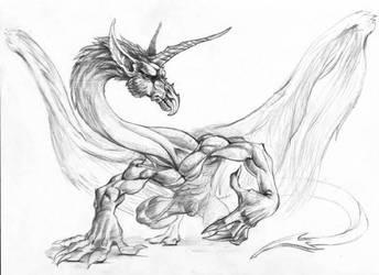 Dragon-Phoenix 01 by Lord-Dragon-Phoenix