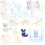 September 2017 Requests by Petuniabubbles