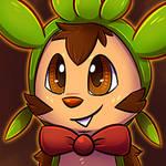 Patron Request - Fennie Icon! by Petuniabubbles
