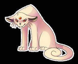 Patron Request - Grumpy Persian by Petuniabubbles