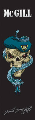 Skull and Snake by mattlorentz